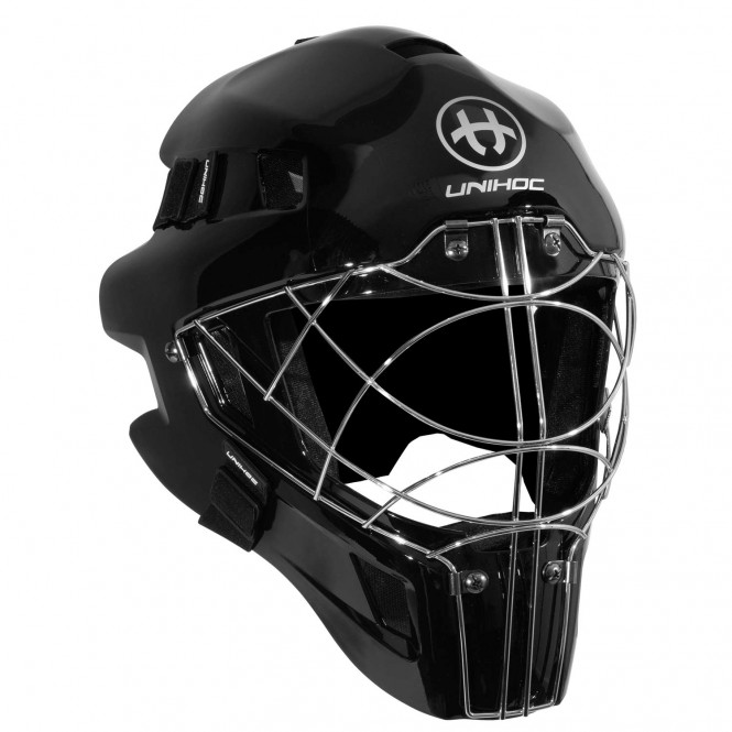 MASK UNIHOC OPTIMA 66 ALL BLACK