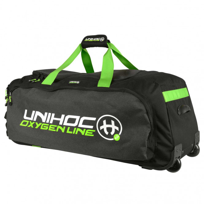 GEAR BAG OXYGEN LINE (WITH WHEELS)