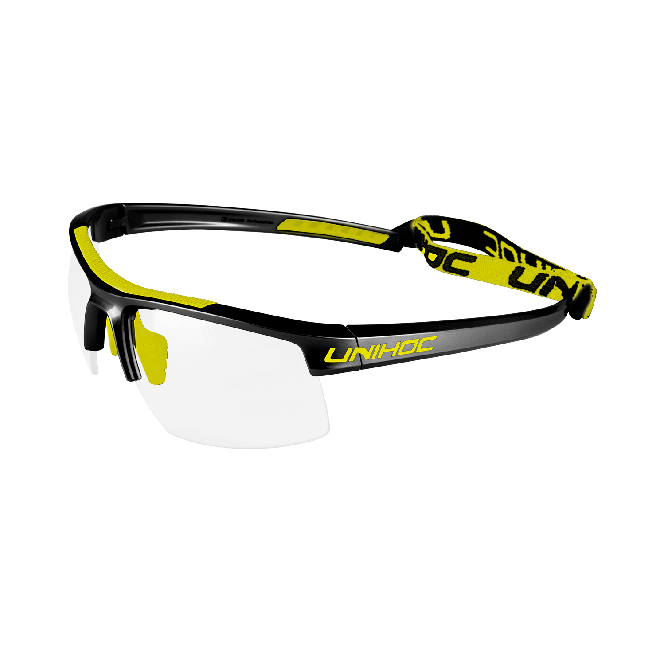 EYEWEAR ENERGY KIDS BLACK/NEON YELLOW