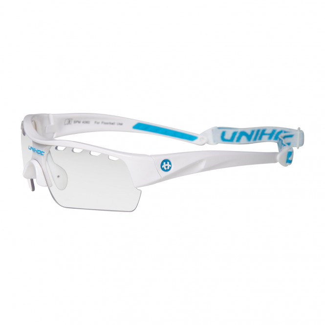 EYEWEAR VICTORY JUNIOR WHITE/BLUE