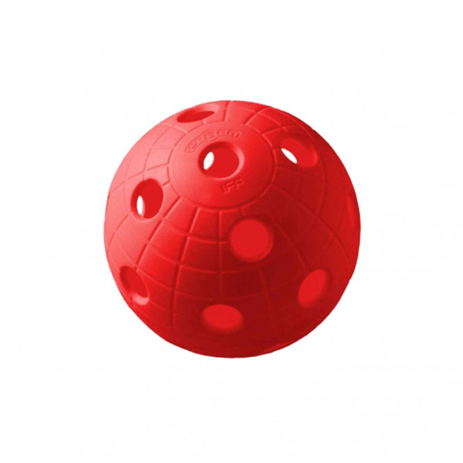 BALL CRATER RED