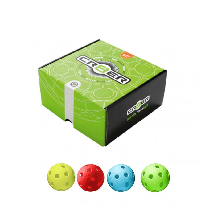 BALL CRATER 4-PACK 4 COLOURS