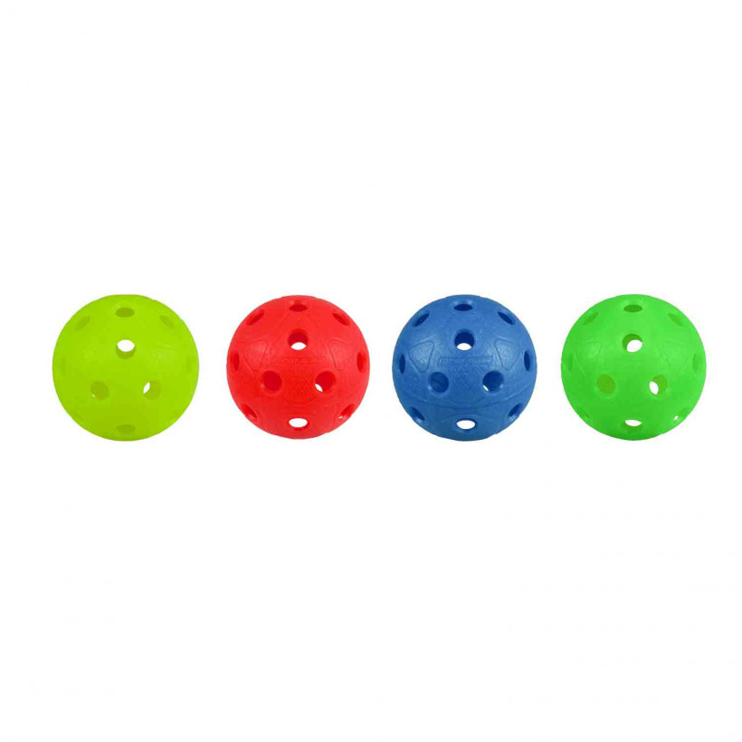 BALL DYNAMIC 100-PACK 4 COLOURS